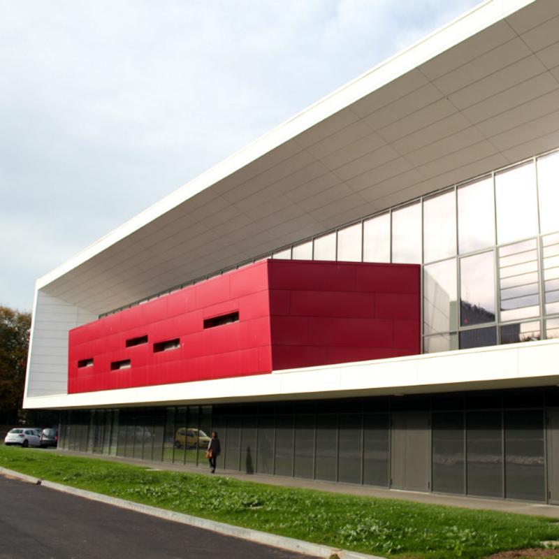 Le Pôle de formations et de recherche en santé de Caen