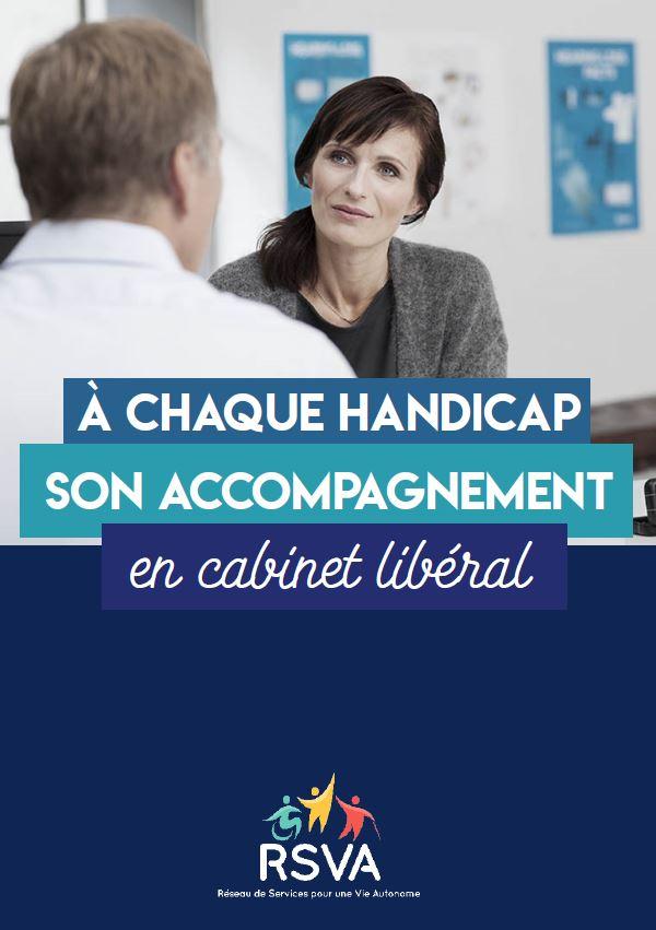 brochure a chaque handicap son accompagnement en cabinet libéral