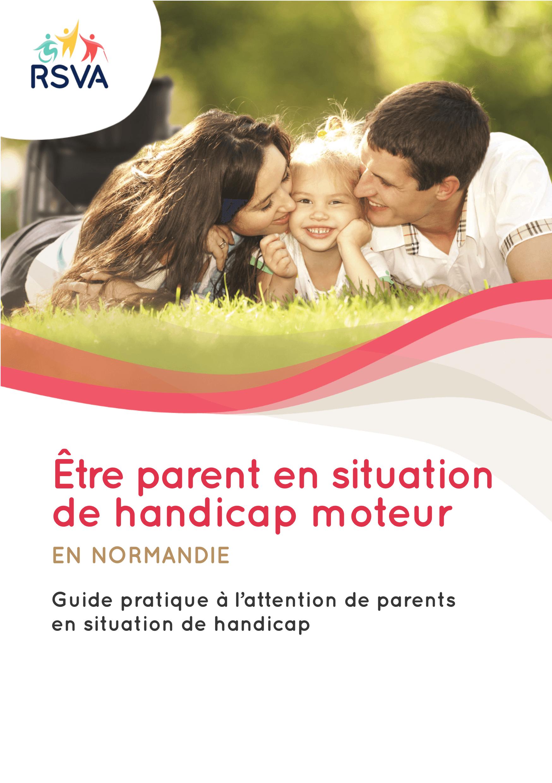 Guide parentalité et handicap moteur