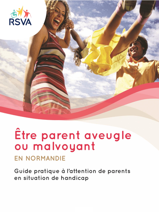 Guide parentalité et handicap visuel