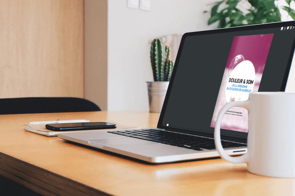 Livret numérique douleur des soins et handicap