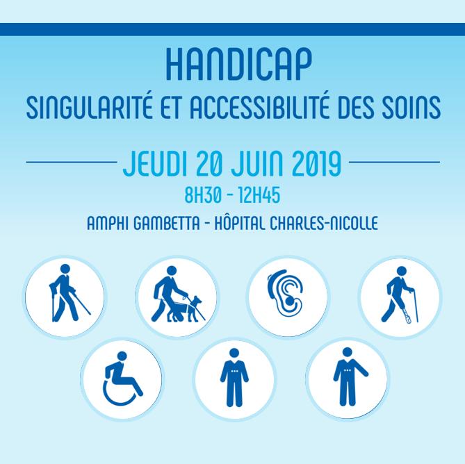 Handicap : singularité et accès aux soins